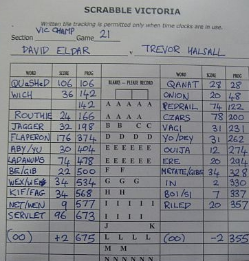 Sample Scrabble Score Sheet. Softball Score Sheet 1 Softball Score